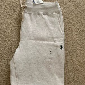 mens M polo sweat pants